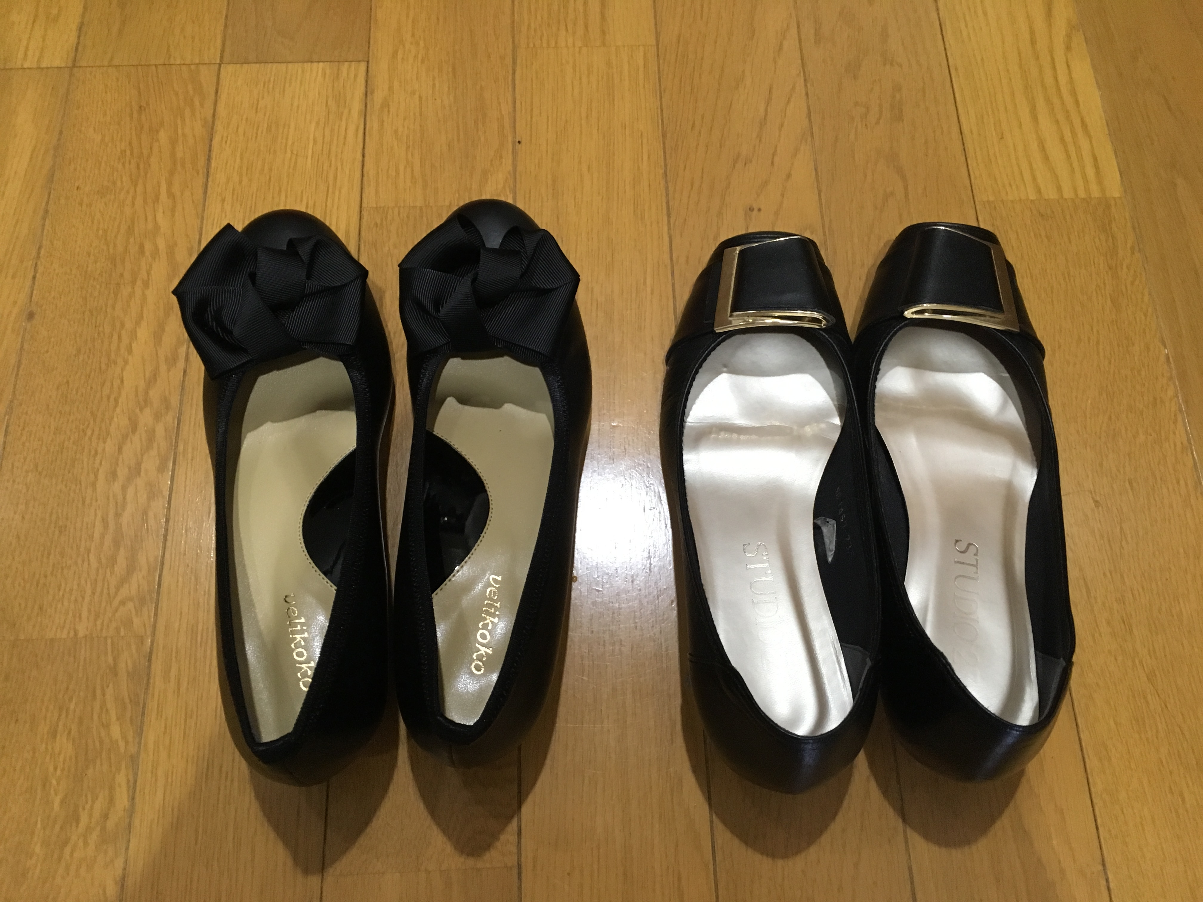 断捨離祭り*靴はやっぱり履き心地が最優先!