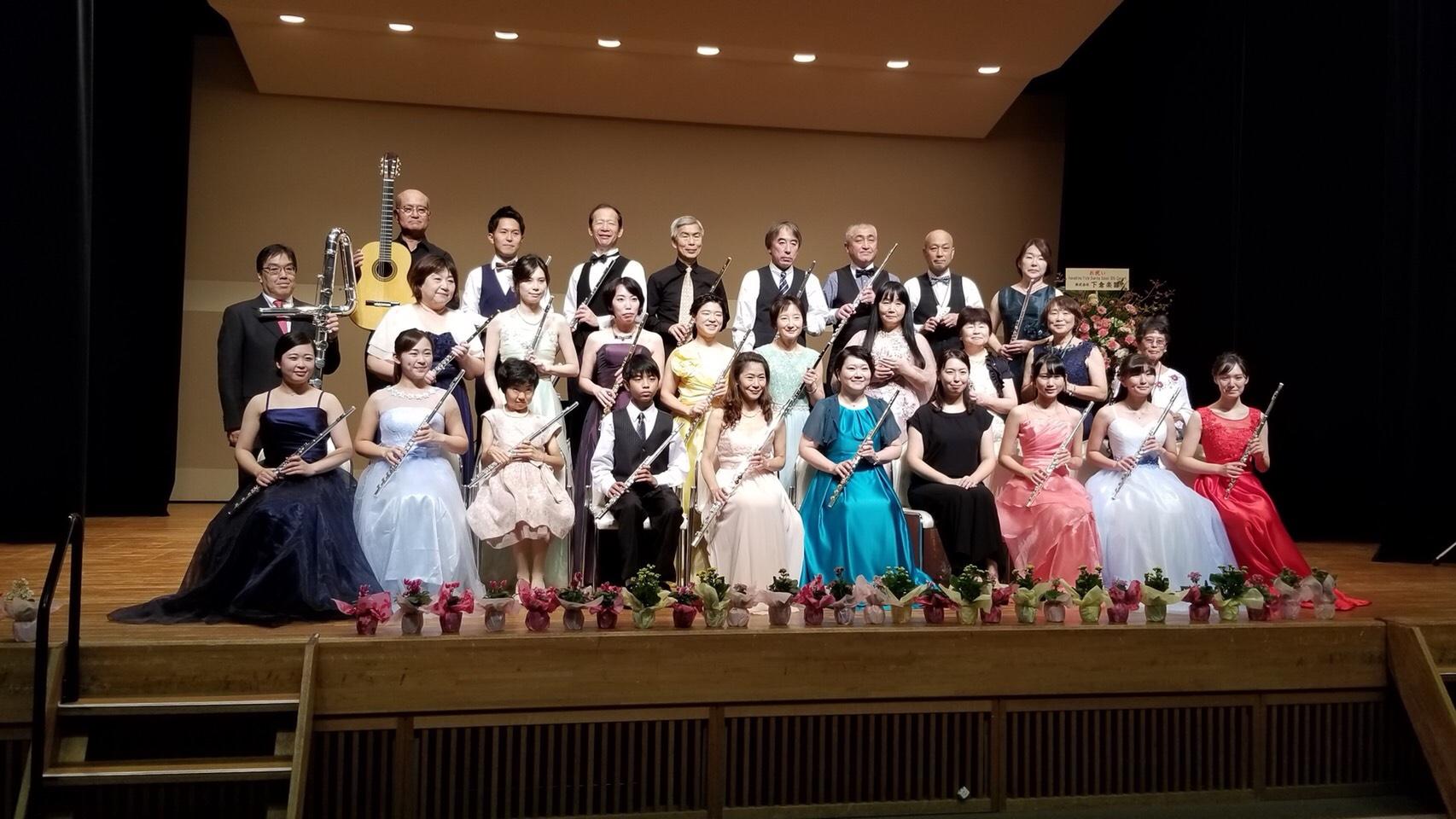 2018/10/14 フルート教室発表会